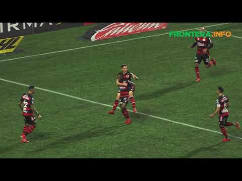Xolos golea 3-0 a Veracruz