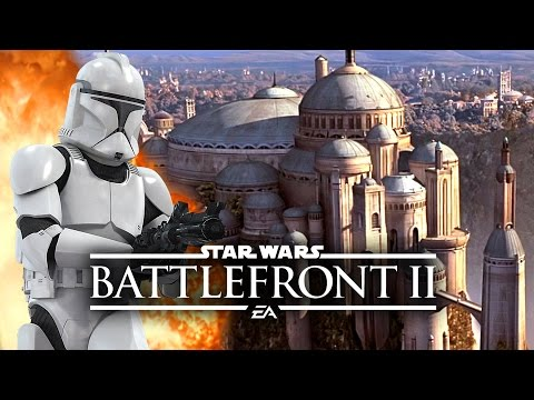 Theed Was Definitely One Of My Favorite Maps In The Original Battlefront So I Cannot Wait For Its Return 2