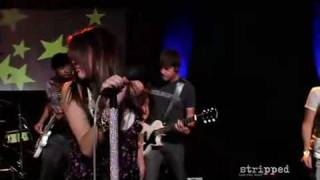 Miley Cyrus - Girls Just Wanna Have Fun Live