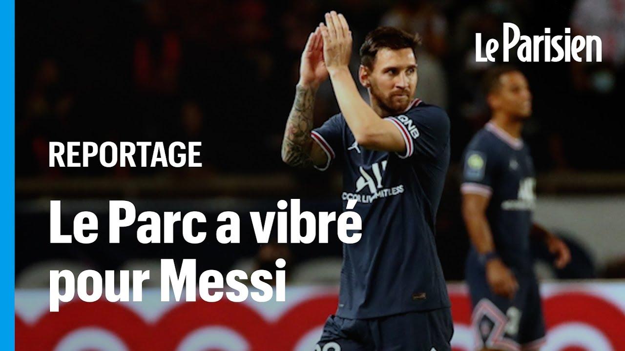 PSG : «D'ici un ou deux mois, ce sera le Messi de Barcelone», espèrent des supporters au Parc