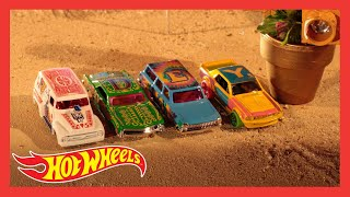 "HW ART CARS™ in ""FLAMING CAR FESTIVAL"" 