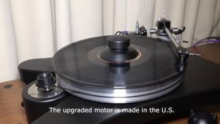 Mat Weisfeld and VPI Prime Scout Turntable at AXPONA 2017