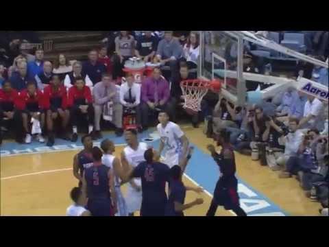 Video: UNC Basketball Highlights vs. Robert Morris
