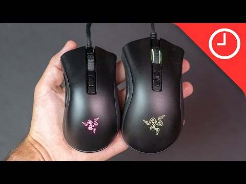 External Review Video tc7QcACNBxQ for Razer DeathAdder v2 Gaming Mouse