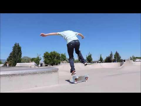 Logan Skatepark Summer Edit (2016)