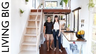 Uni Grad's $US12,000 Eco Tiny House