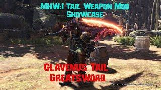 Glavenus Tail