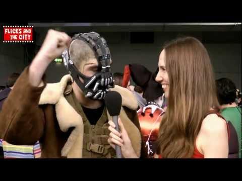 Bane Parody - Bane's mask vs Batman | MTW