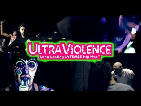 Political Animals - Ultra Violence (Official Video)