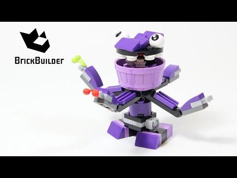 Vidéo LEGO Mixels 41552 : Berp