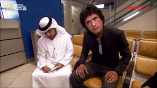 Afghan national travelling with fake passport through Dubai - Ultimate Airport Dubai [HD]