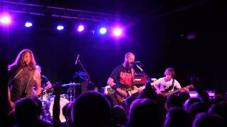 "Baroness   ""The Gnashing."" (partial)    Live at The Jewish Mother 5-26-2013 Clip 2"