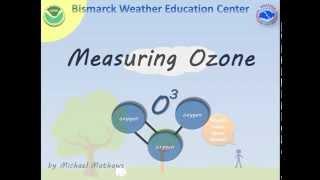 Measuring Ozone - NWS Bismarck