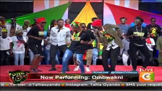 Reggae Riddimz cover specialist Ombwakni Live #OneLove