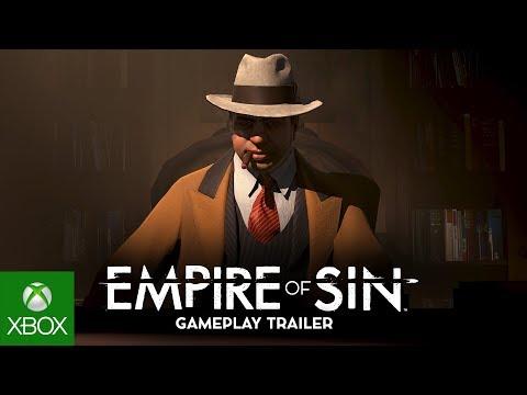 Empire of Sin - Gameplay Trailer