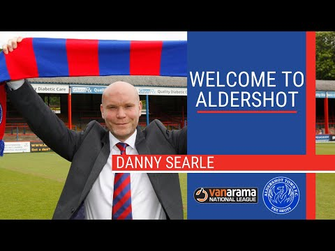 Welcome to Aldershot - Danny Searle