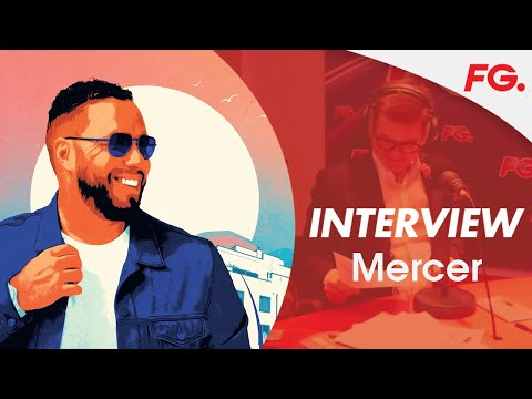 MERCER | INTERVIEW LIVE | HAPPY HOUR | RADIO FG