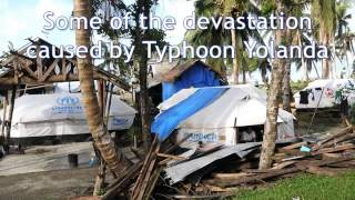 Report on Philippines Relief 2014 for Typhoon Hiayan