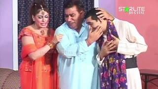 Best of Zafri Khan, Asha and Nasir Chinyoti New Pakistani Stage Drama Full Comedy Funny Clip