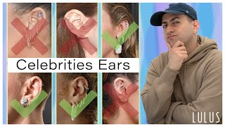 Professional Ear Stylist Judges A-List Celebrities Piercings