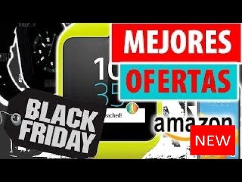 Black friday 2016 | Amazon | OFERTAS Smartwatch - Reloj Inteligente/ Viernes Negro