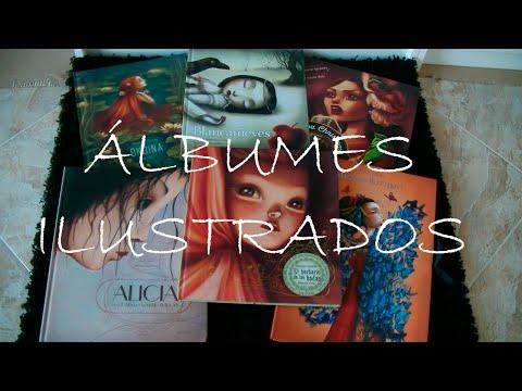 ÁLBUMES ILUSTRADOS   Ediciones especiales