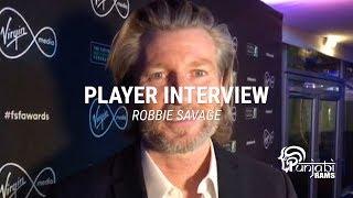 Player Interview: Robbie Savage