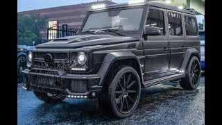 #RDBLA WIDESTAR BRABUS G63, SHOPPING WITH DJ KHALED, ROLLS ROYCE CULLINAN MANSORY WHEELS