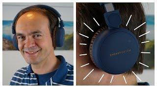 Energy Sistem Headphones 2 - Unboxing e Primeiras Impressões