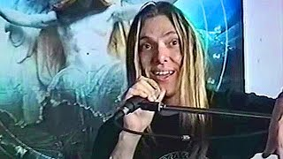 Angra - Heroes of sand (acoustic) live 2001