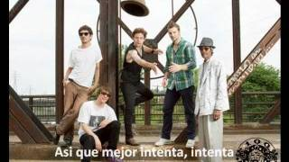 100 monkeys - keep awake, subtitulado al español