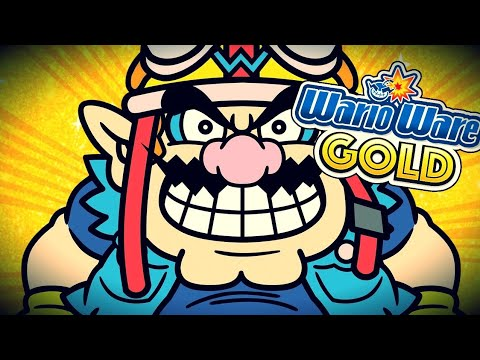 WarioWare Gold on Nintendo 3DS!