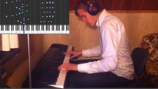 Interstellar   Arrangement For Piano Solo By Hugo Sellerberg