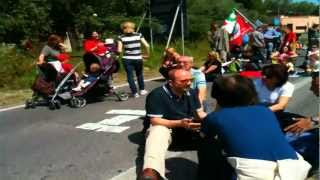 preview picture of video '2012-05-19 RIANO Ragazza uccisa a Brindisi sit in'