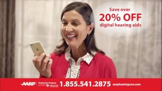 HearUSA-AARP Traveler Hearing Reimagined