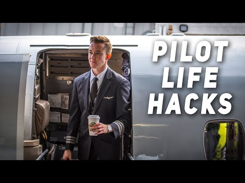 Top 10 Airline Pilot Life Hacks You Should Know