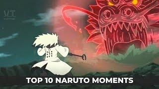 Top 10 Naruto Moments