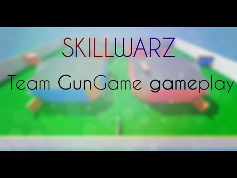 SKILLWARZ | 16 KILL STREAK in Team Gun Game