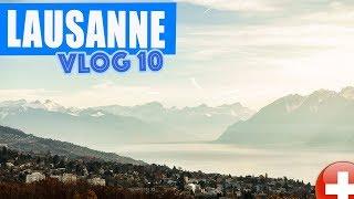 preview picture of video 'QUÉ VER EN LAUSANNE | Ruta por Suiza | Museo Olímpico, Lago Leman, Torre Sauvabelin - gtmdreams'