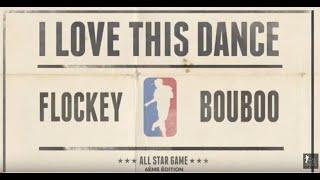 Flockey VS Bouboo  | I love this dance all star game 2015 | Dance battle