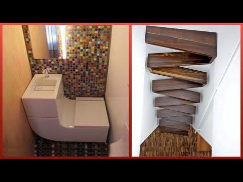 רהיטים חכמים ועיצובים חוסכי מקום שכולנו היינו רוצים