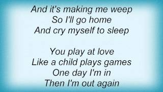 Judds - Cry Myself To Sleep Lyrics