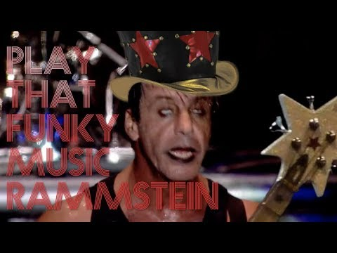 DJ Cummerbund - Play That Funky Music Rammstein
