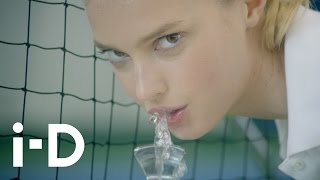 Tennis Lesson with Sigrid Agren