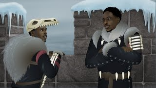 Game of Zones - S4:E4: 'Trade Winds'