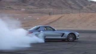 Is The Mercedes SLS GT An SL63 W/ Fancy Doors?