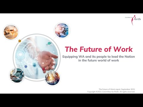 Lunch & Learn - The Future of Work Report Launch
