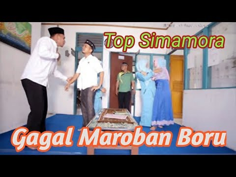 GAGAL MAROBAN BORU. Voc Top Simamora. Lagu Tapsel Terbaru 2018. By Namiro Production Padangsidimpuan