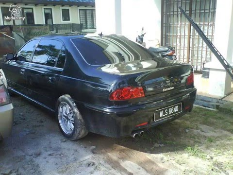 Proton Perdana In Malaysia