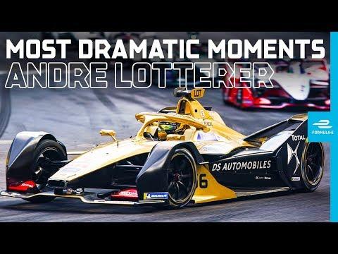 10 Big Moments Which Have Defined Andre Lotterer's Season | ABB FIA Formula E Championship
